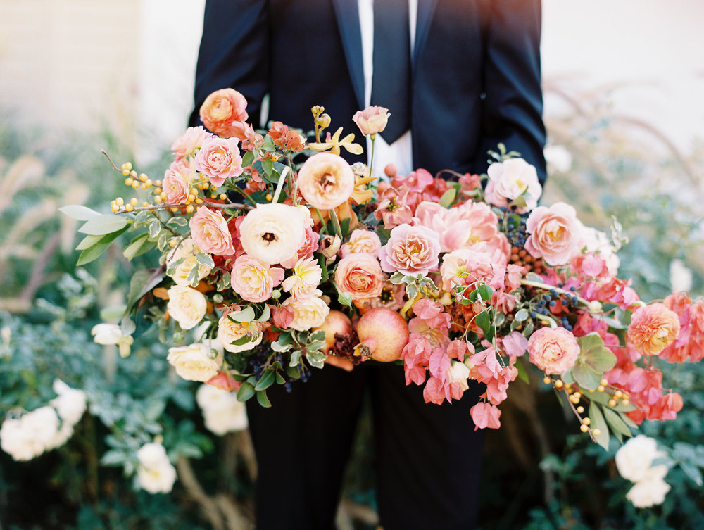 Flowers will forever be on our favorites list!