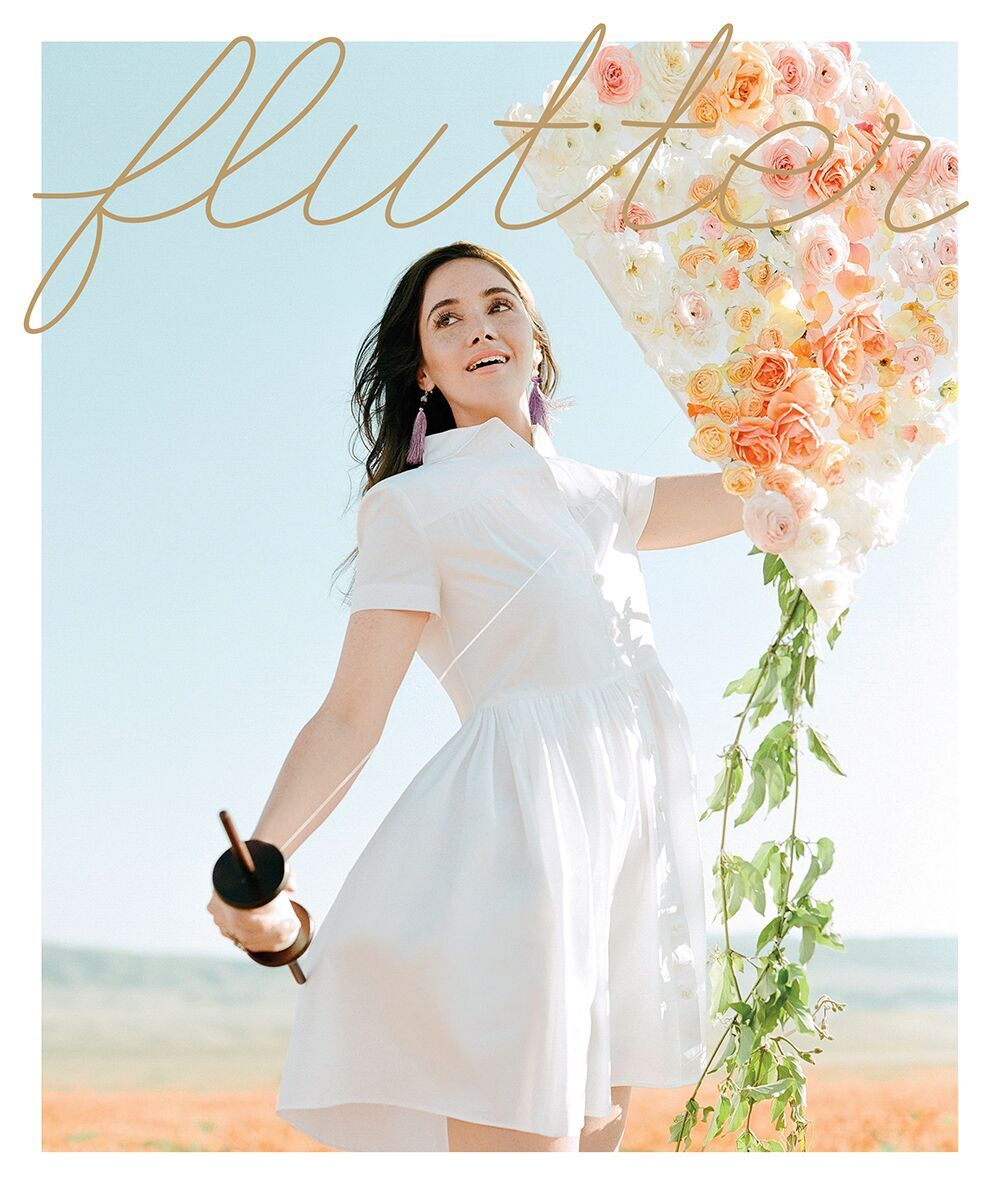 flutter magazine cover issue 14