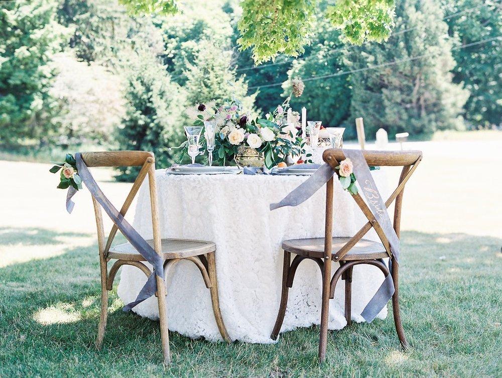 bloom styled wedding shoot workshop