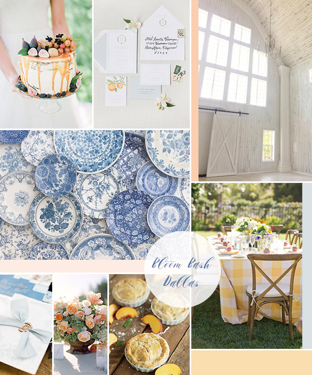 bloom bash dallas styled shoot inspiration