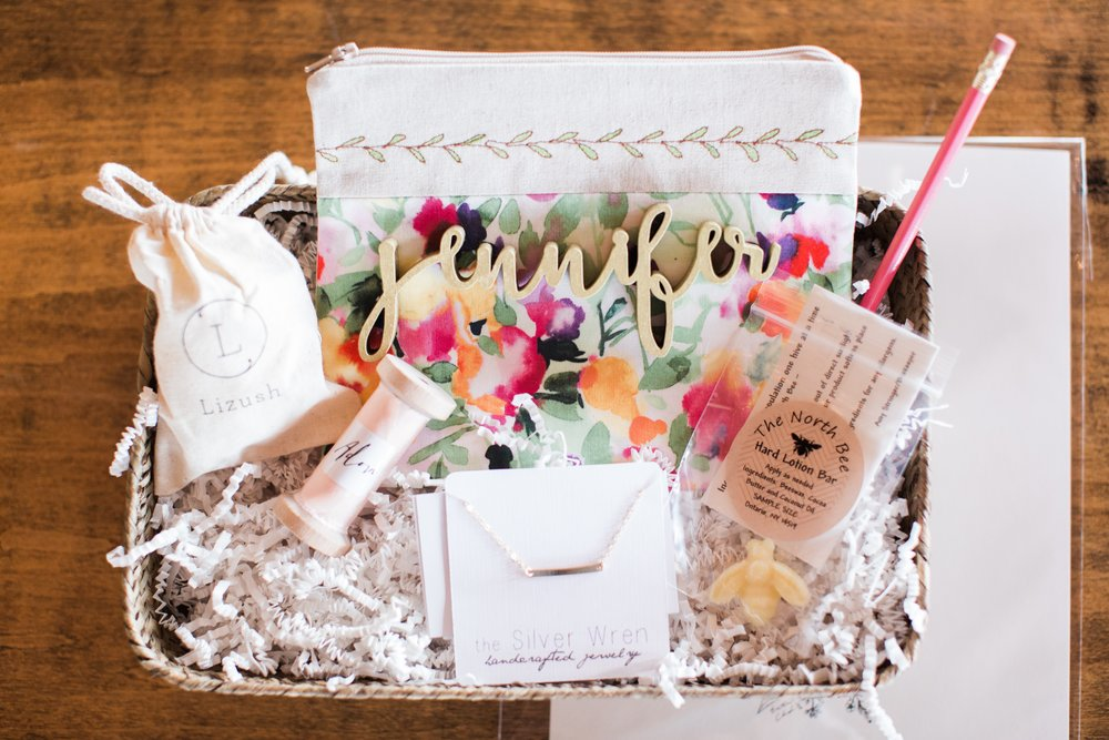 bloom workshop gift box