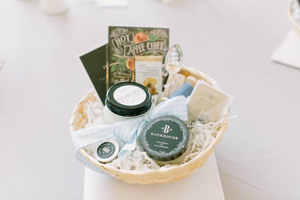 bloom bash dallas gift box