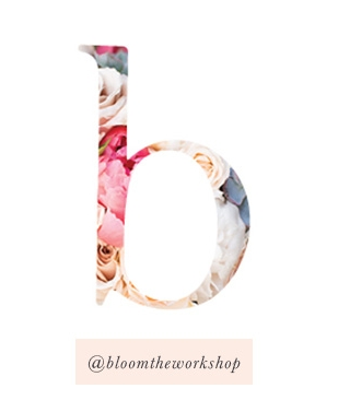 bloom workshop instagram