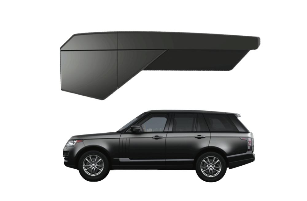 Range Rover Flashlight · Visual Brand Language