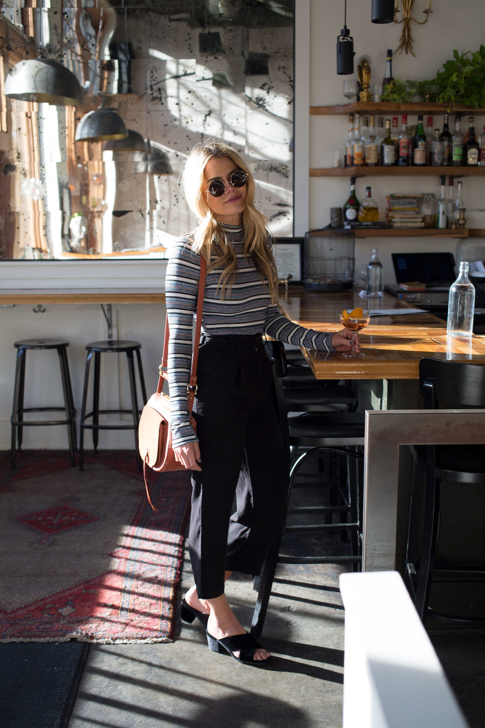 pipeandrow staples lacausa isabelle trouser sol sana black velvet mule eve fremont