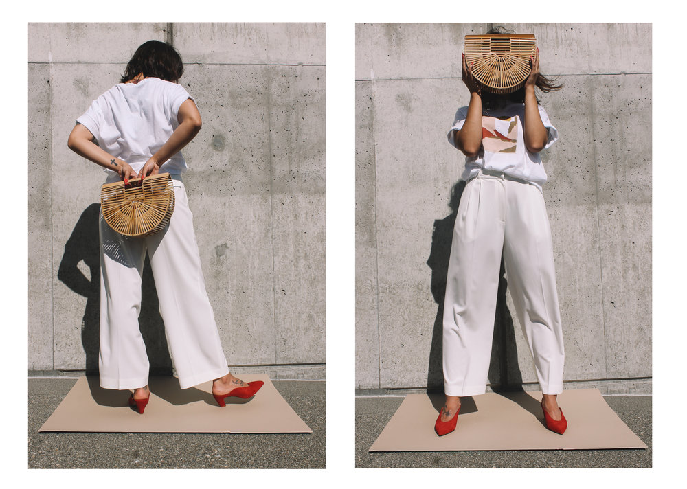 Bamboo arc bag mijeong park rue stiic intentionally blank pipe and row