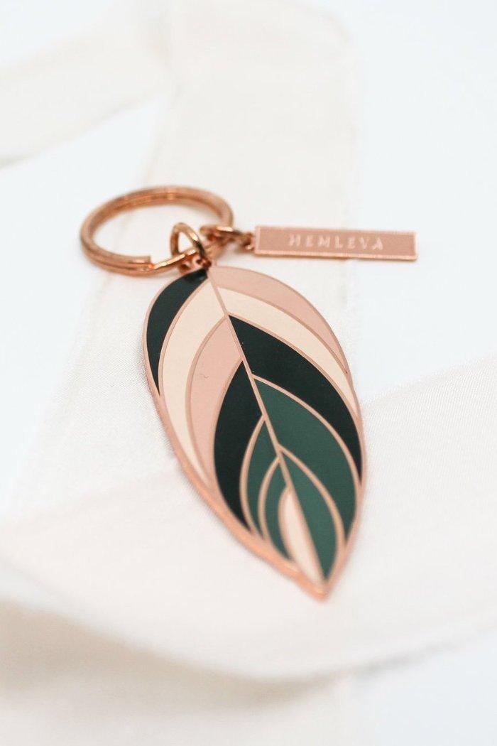 Stromanthe Keychain