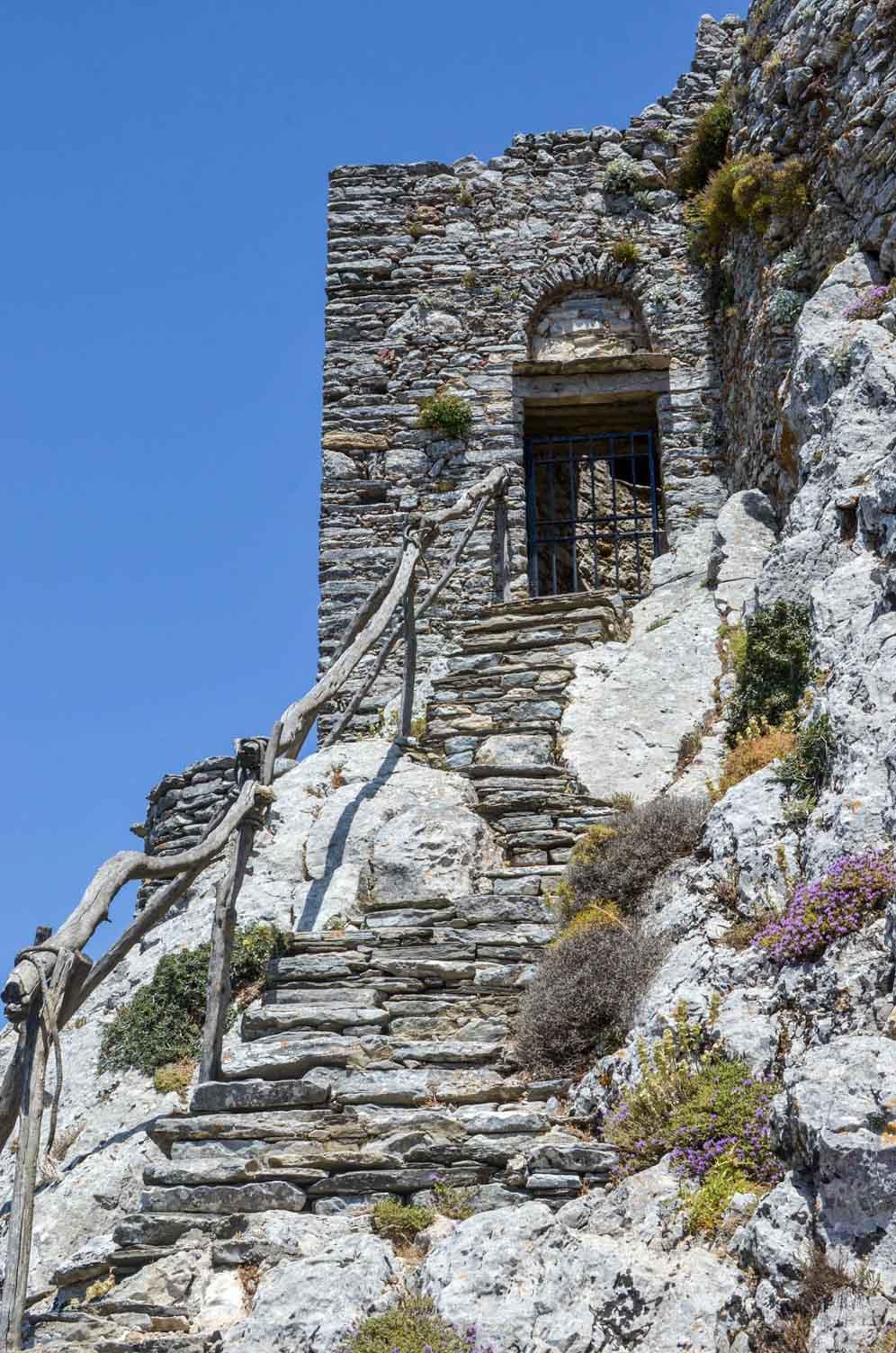 Ikaria's Koskinas Castle