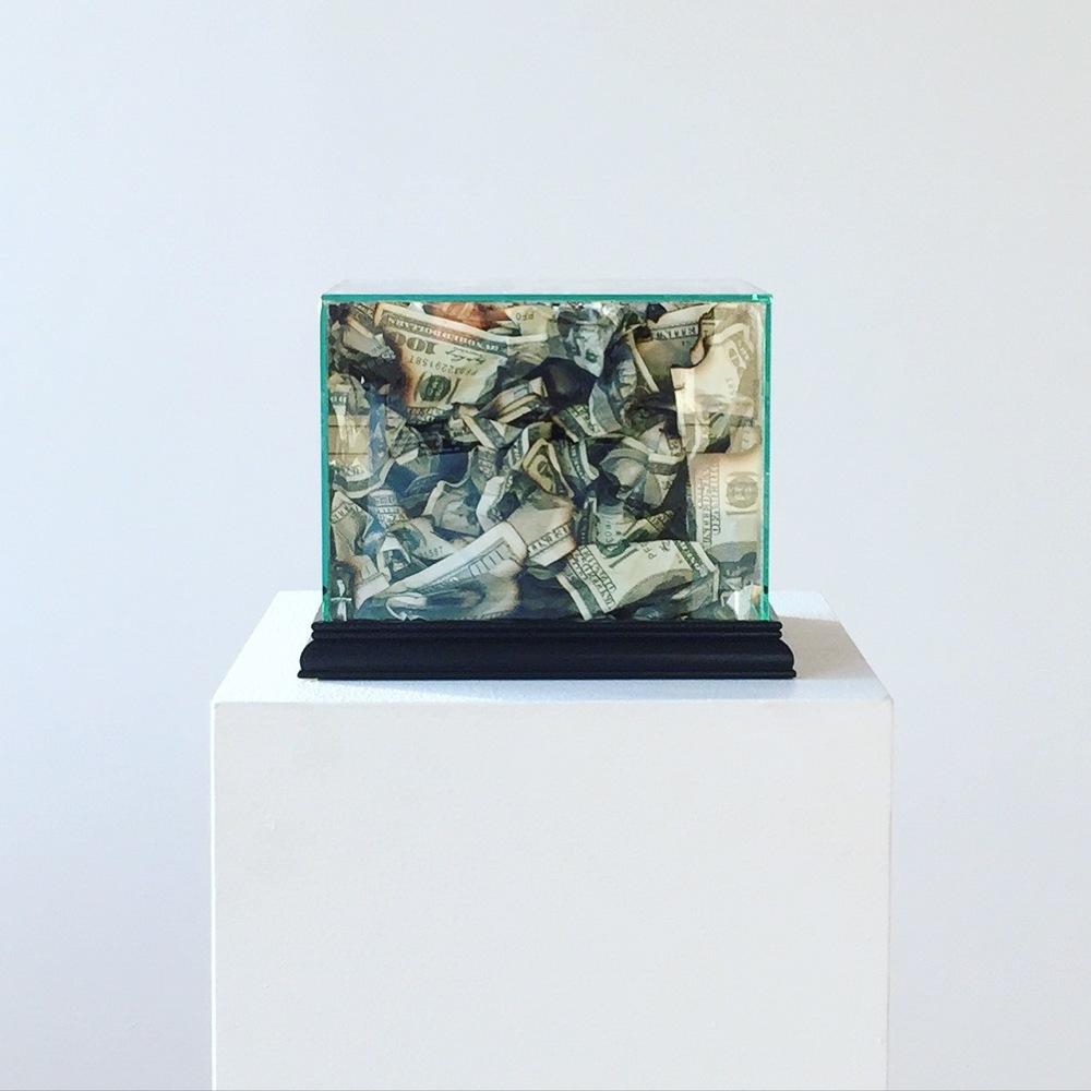 Burn Rate Cube, 2015
