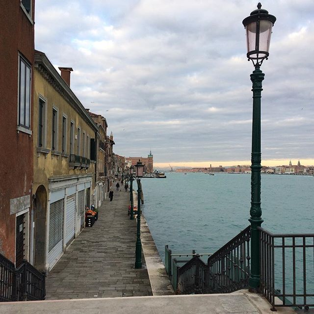 Sea and Mountains. #venice #running #throwback #light #peace #opera #travelforwork
