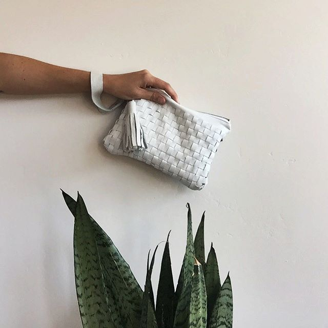 The handwoven mini ✨☁️