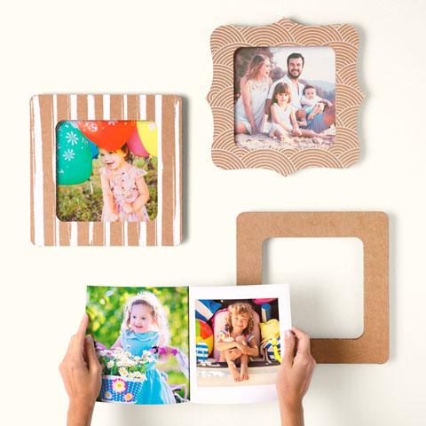 WALLY BOOK - Wally Book è un fotolibro speciale da appendere alle pareti di casa; è un foto quadro che puoi anche sfogliare per riguardare i tuoi foto ricordi più belli. Raccogli i tuoi scatti più preziosi all'interno di questo originalissimo foto album con cornice in cartone color havana. Scegli la grafica che ti piace di più e personalizza subito il tuo Wally Book!Tipo di carta: patinata opaca 170 grNumero di pagine: da 20 a 60 pagineDimensioni con cornice: 28 x 28 cm€ 17,90 (book da 20 pagine)