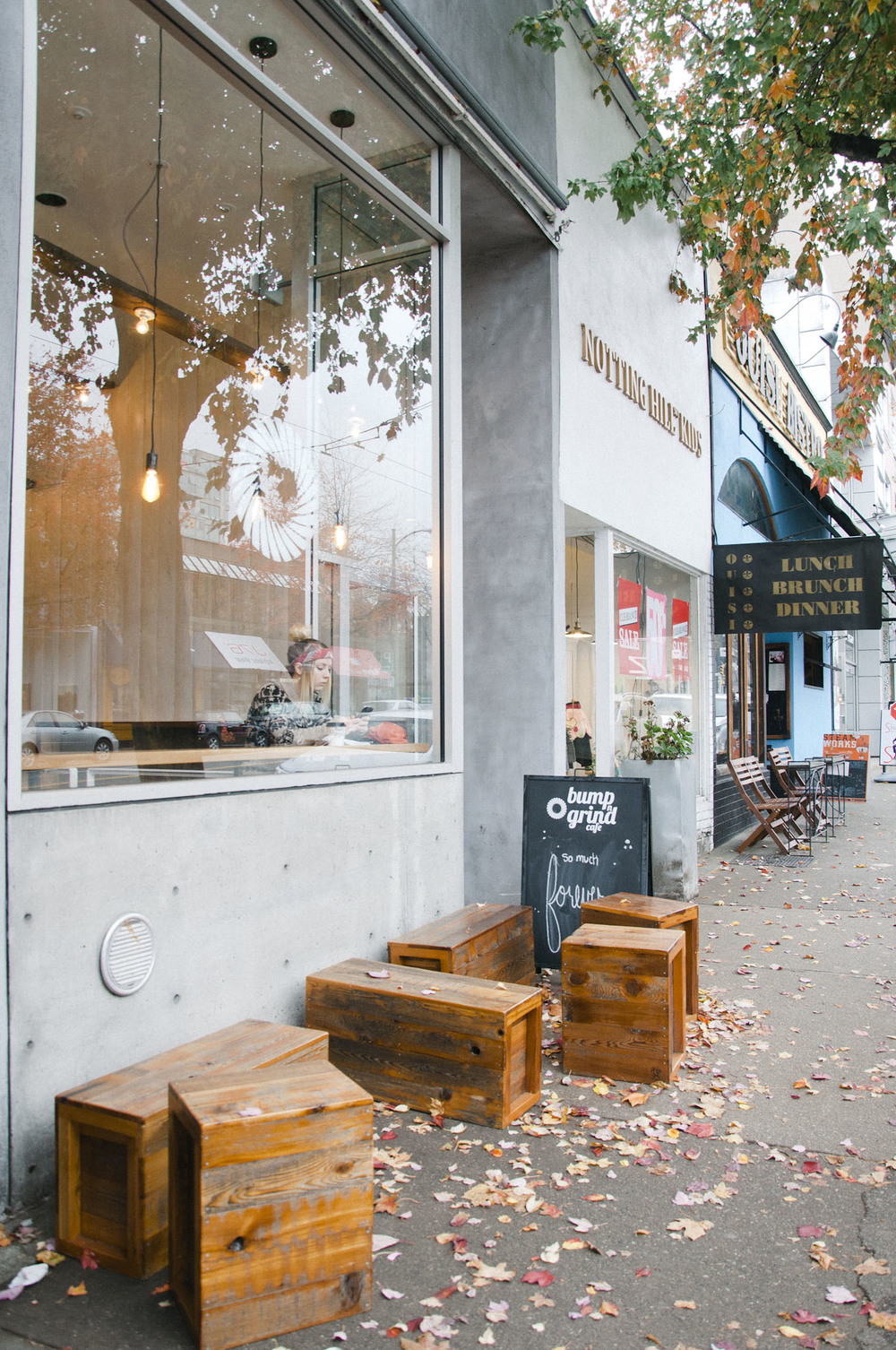 BUMP N' GRIND CAFE