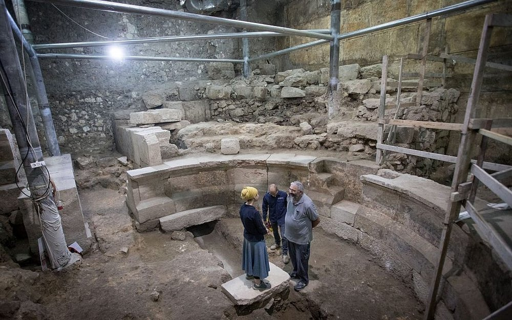 (Photo: Yaniv Berman, courtesy of the Israel Antiquities Authority)
