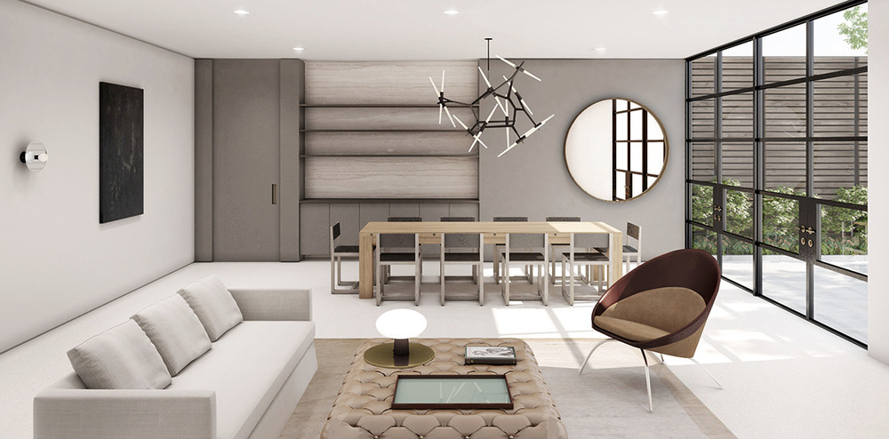 Concept Apartment Joy Rondello Interior Design