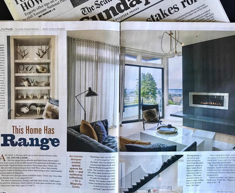 Seattle Times Pacific Northwest Magazine