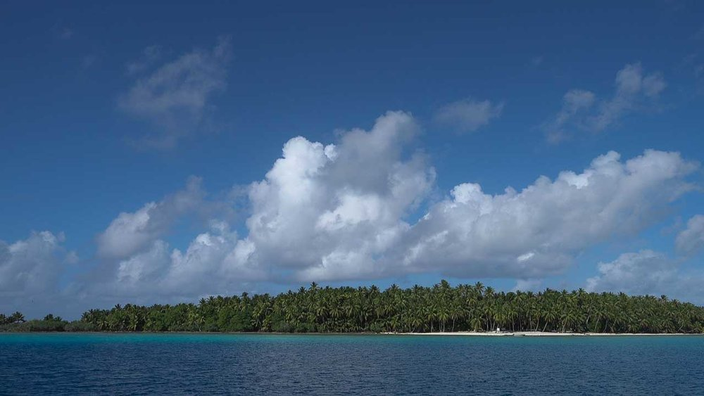 Anchorage Island, Suwarrow, Cook Islands
