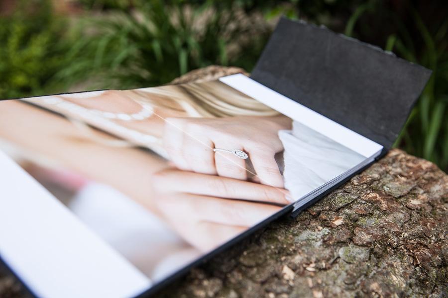 Your Little Black Book Bridal Boudoir Album
