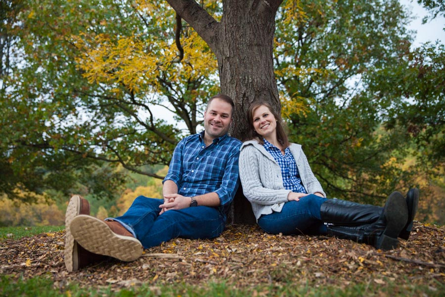 Cherokee Park :: Louisville Engagement Session