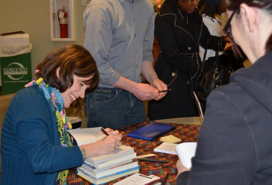 2014 Book Signing