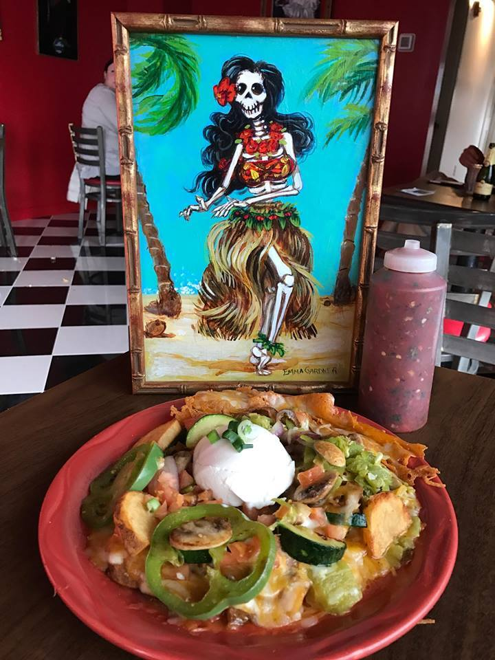 Food of Note: - MartAnne's Burrito PalaceFacebook: Click Here4.5 Stars out of 669 Reviews112 Historic Rte 66, Flagstaff, AZ 86001