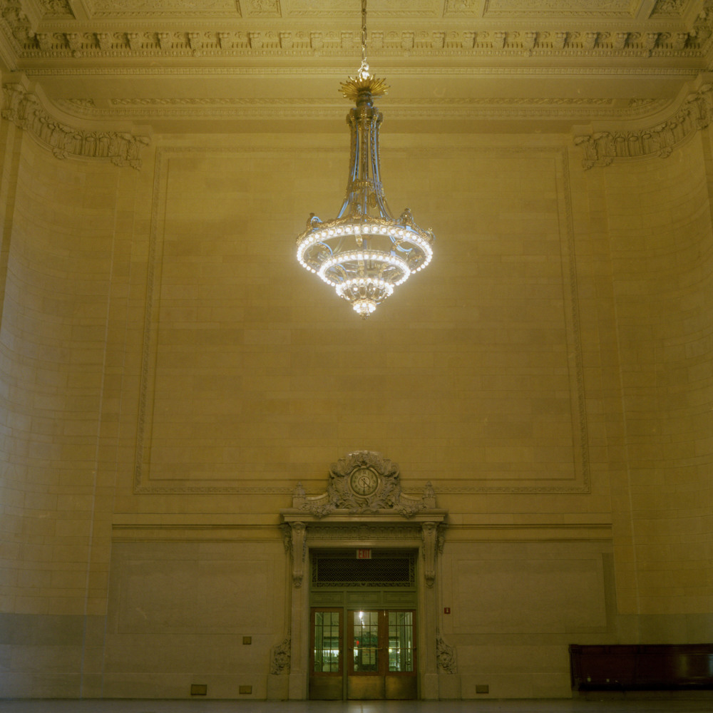 Grand Central Station, New York, New York 2012 C-Print