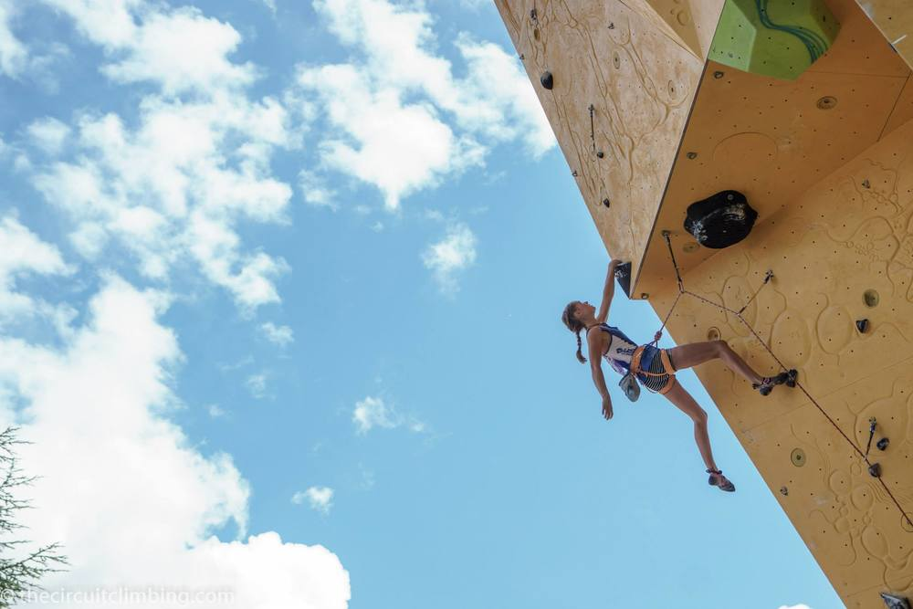 Photographer: The Circuit Bouldering