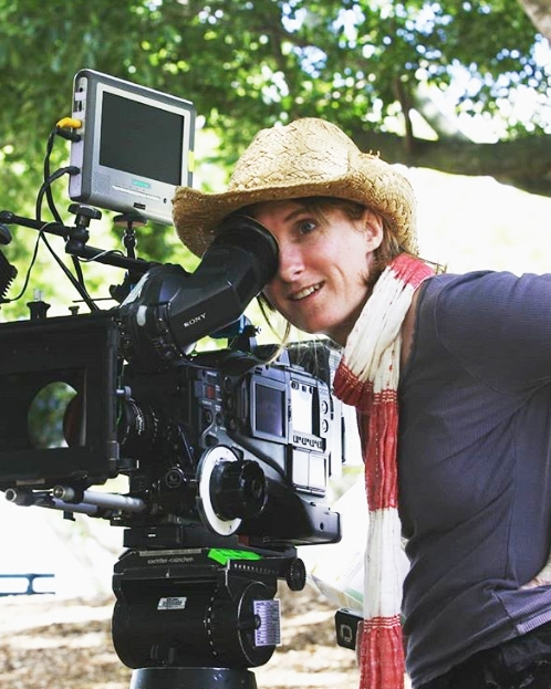 LOUISE ALSTON- Writer/Director (JUCY [TIFF 2010], ALL MY FRIENDS ARE LEAVING BRISBANE [Best Film Natfilm festival, Copenhagen 2008], UK-Australian series NEIGHBOURS, STAGE MUMS [NY Webfest 2017], etc.) *****Click HERE for more info. -
