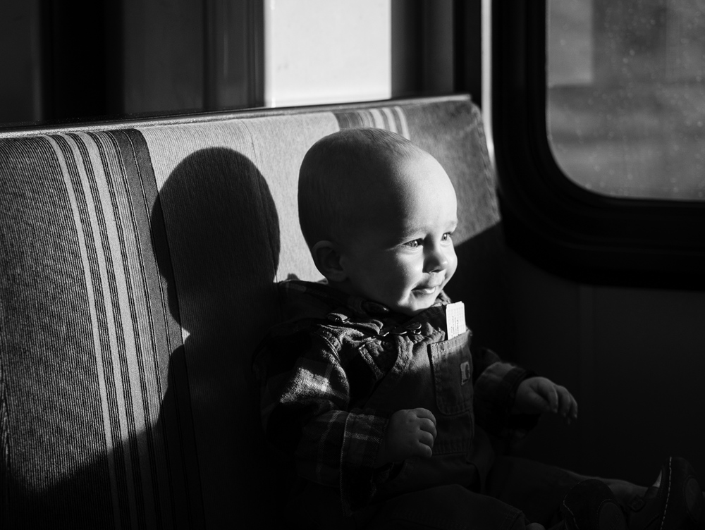 Lightrail Passenger