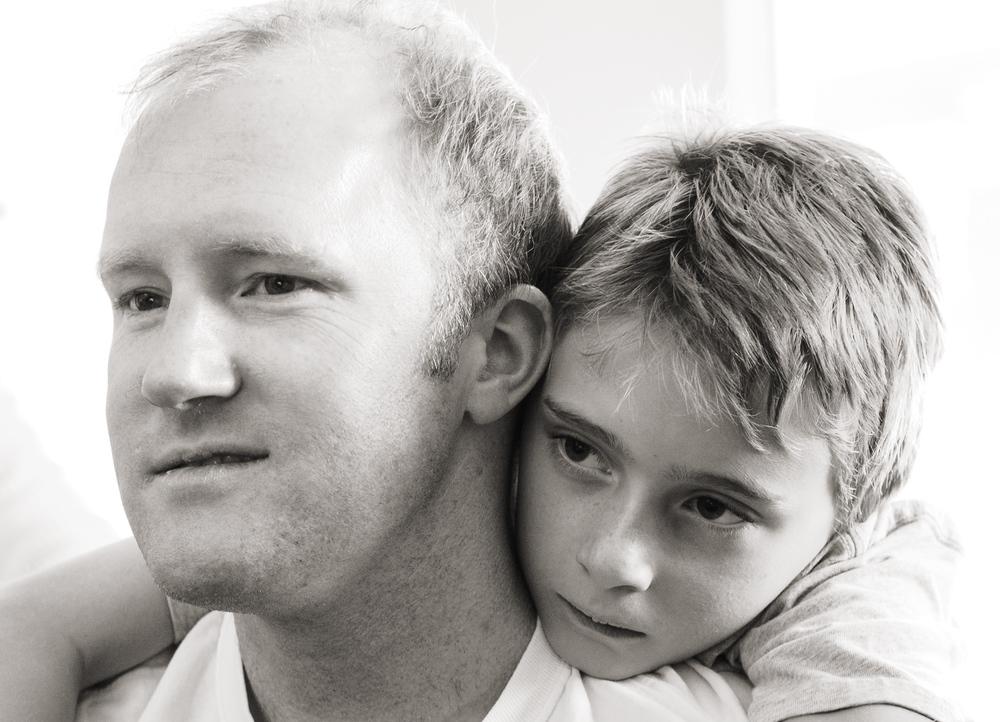 Uncle Ryan & Cousin Riley