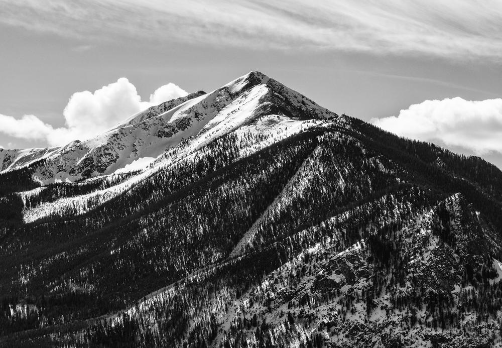 """""""JChute"""" - Mt Victoria, Tenmile Range, CO"""