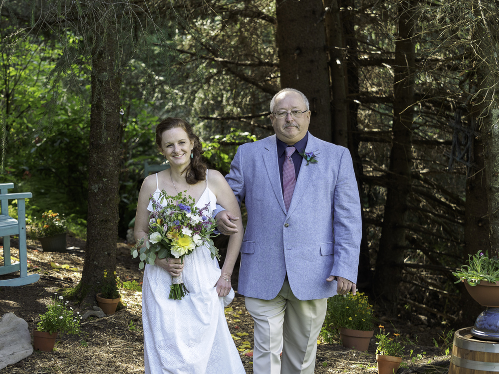 Bride & Father - Shanna, Don