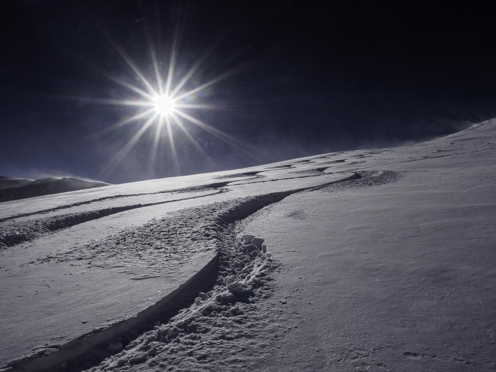 Our Alpine Canvas - Continental Divide