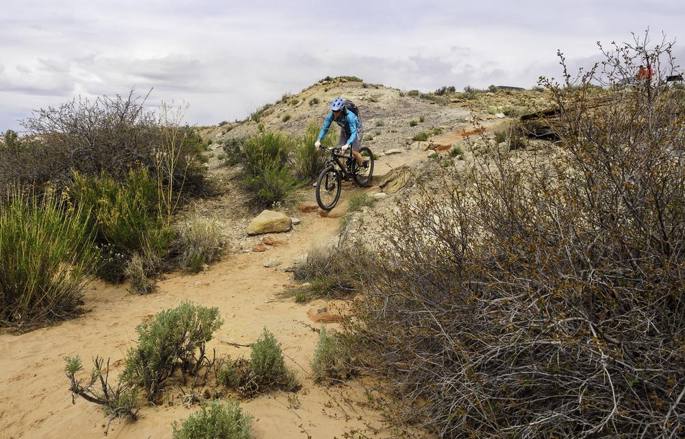 Monitor & Merrimac Trail - Kristin