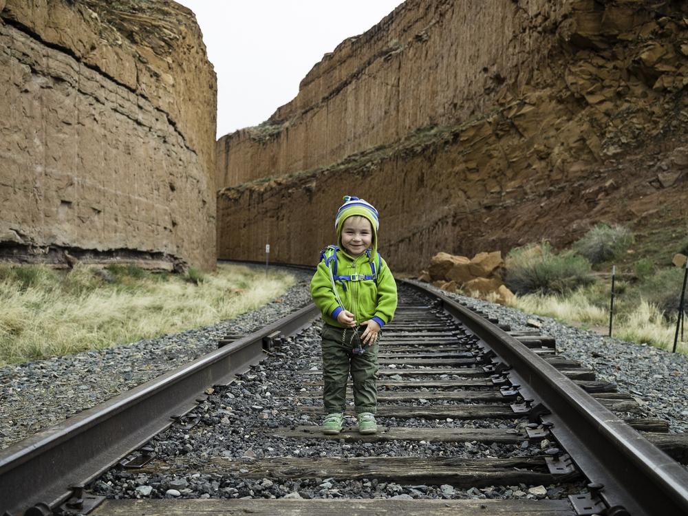 Potash Rail - Bootlegger Canyon