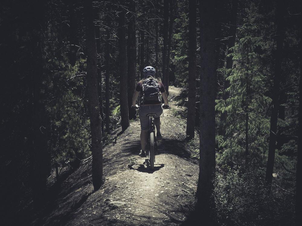 Til the next Trail - Kristin