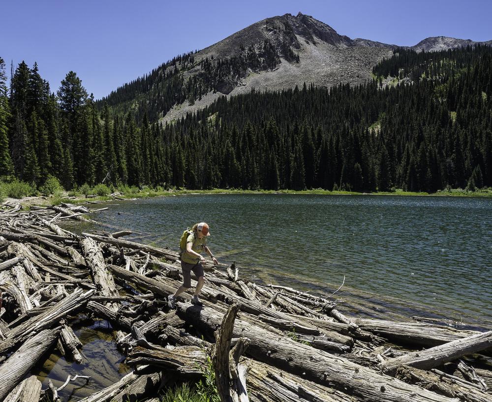 Adventure is in her blood - Lost Lake - Grandma