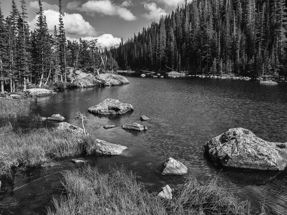 Dream Lake - RMNP, CO