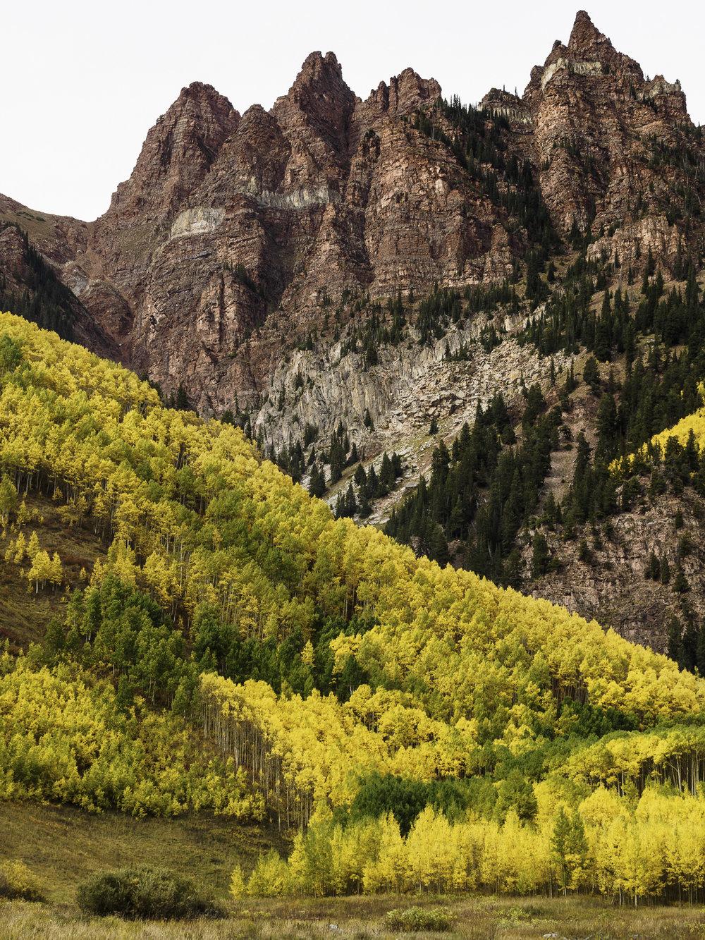 Sievers Mountain - Elk Mountains, CO