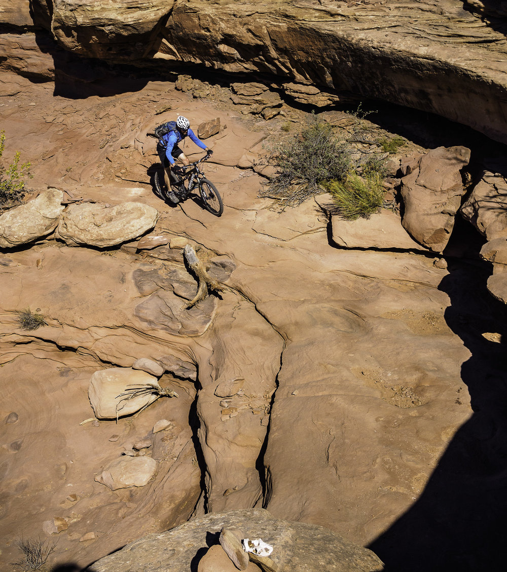 Drew - Chisholm Trail - Moab