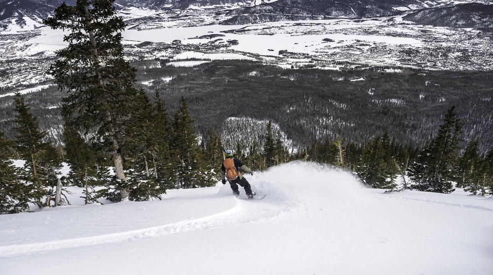 First time on the Splitty - Ryan, Summit County
