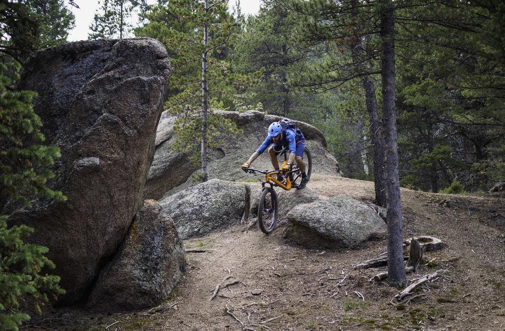 Bear Paw Trail - Staunton, CO