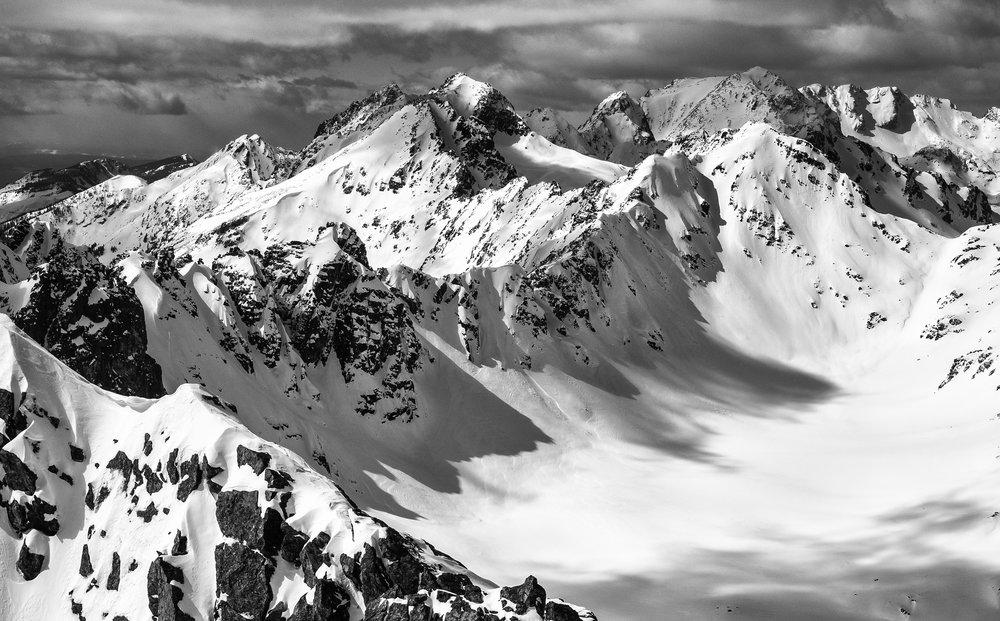 Peak P - Gore Range, CO