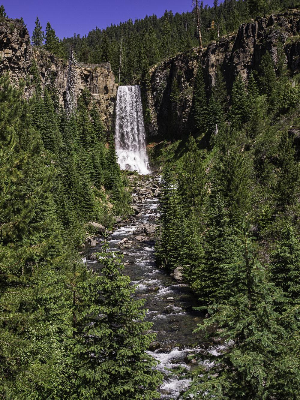 Tumalo Falls, OR