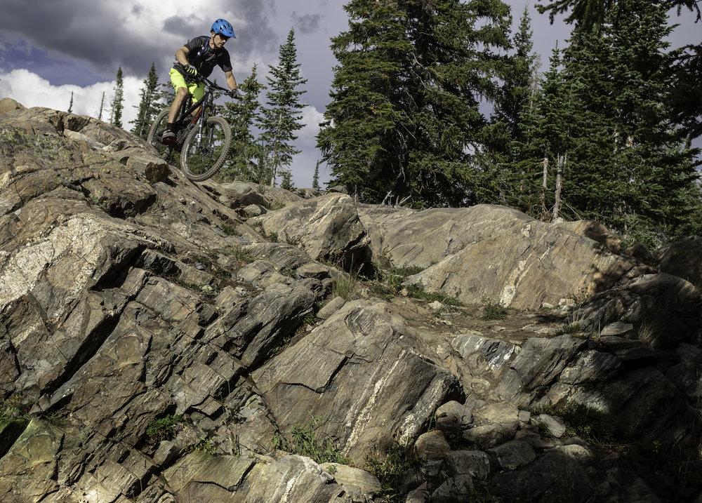 Grouse Ridge Trail - Buffalo Pass, CO