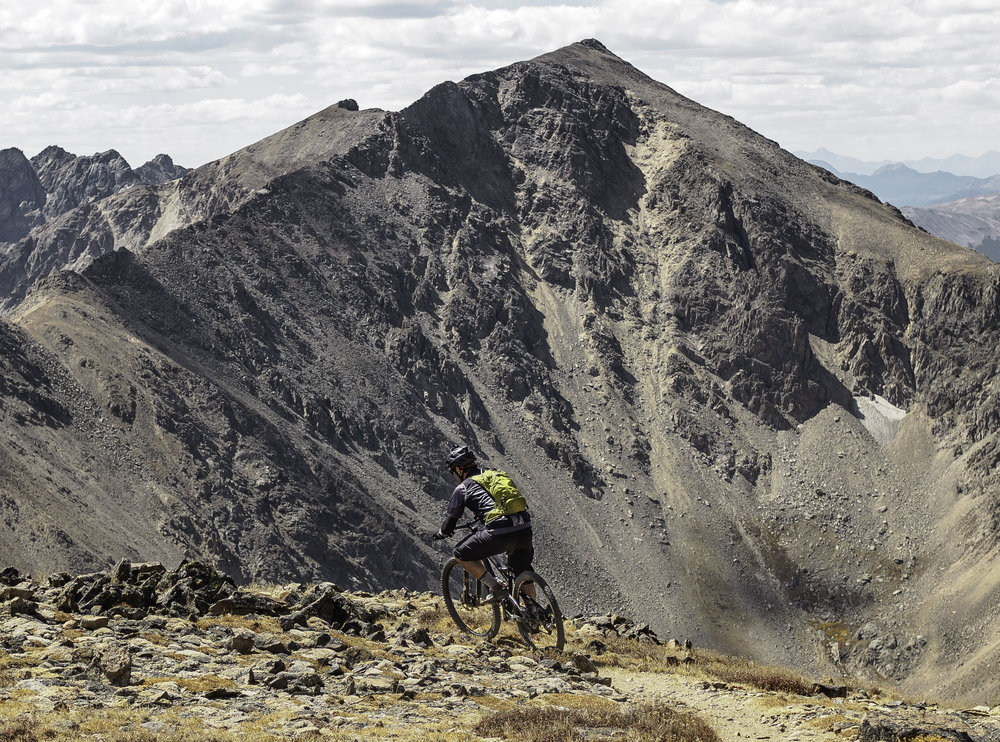Continental Divide Trail - Clear Creek County, CO