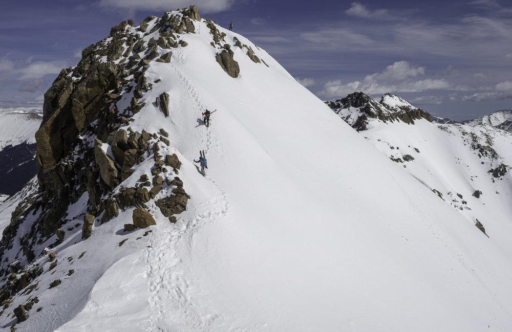 Hagar Mtn - Front Range, CO