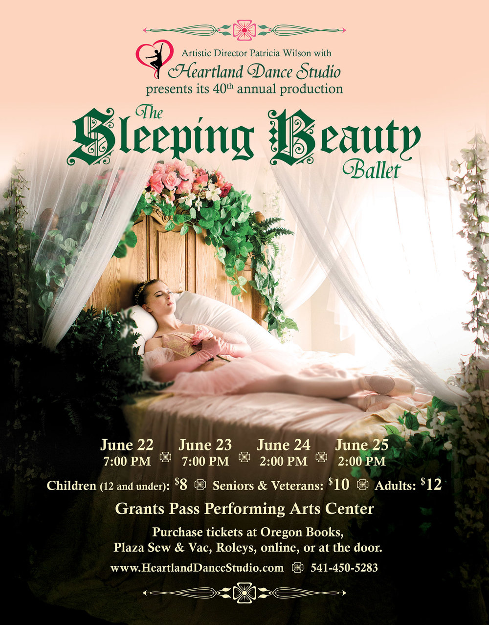 "2017 production of ""Sleeping Beauty"""