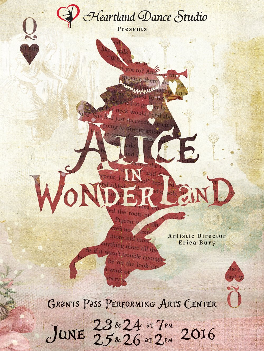 "2016 Production of ""Alice in Wonderland"""