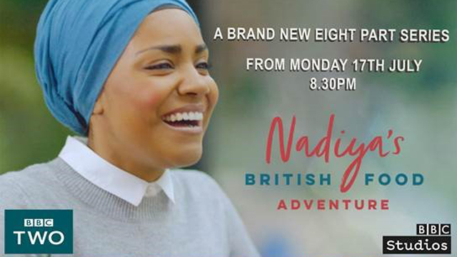 Nadiya's British Food Adventure (BBC2)